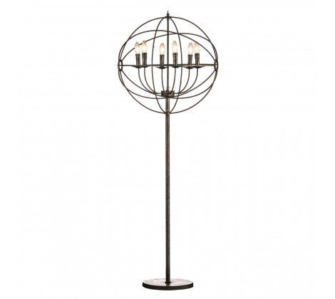 Orbital 6 Arm Floor Lamp