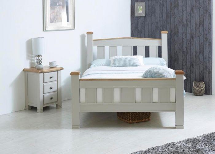 Oxfordshire Oak Bed Frames