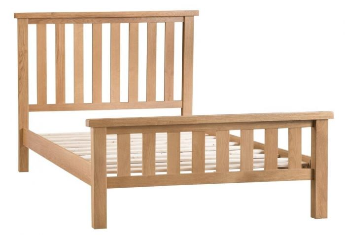 Pine 5 ft Bed High End Frame