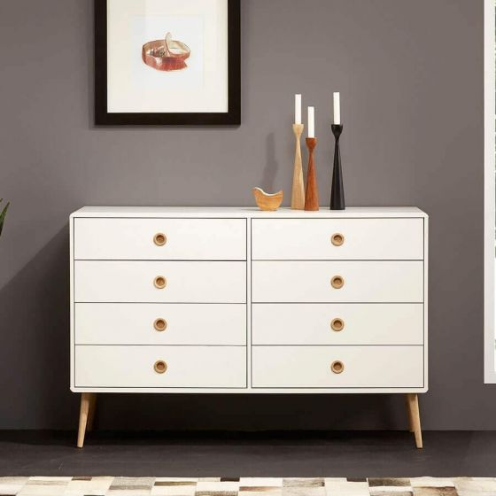 Retro Scandinavian Sideboard Chest