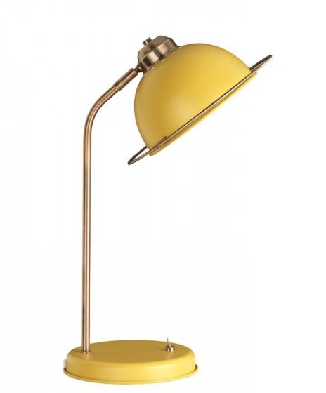Retro Matt LG Table Lamps