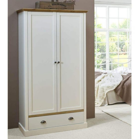 Sandy Double Wardrobes