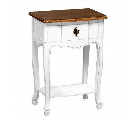 Serena Single Drawer Table