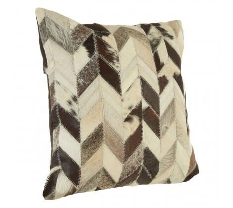 Sofia Patchwork Arrow Cushion