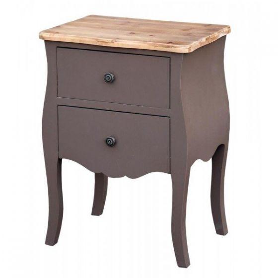 Transylvania Choco Bedside Table