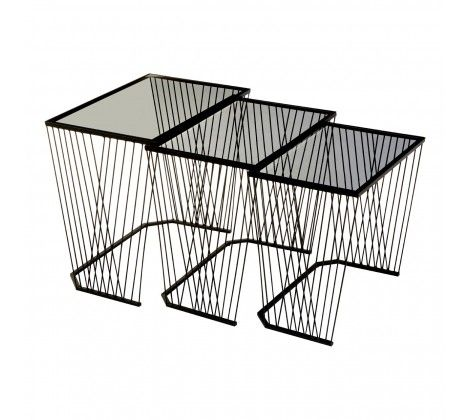 Trent Set Of 3 Side Tables