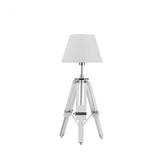 Tripod Painted Table Lamps