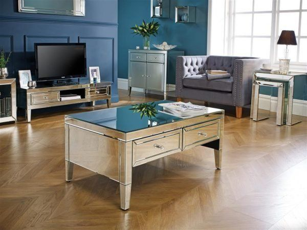Turia Mirror Coffee Table