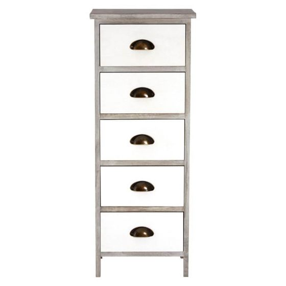 Urban Edition Tall 5 Drawer Chest