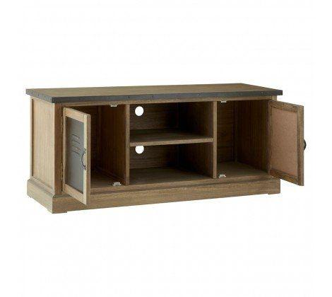 Village Loft 2 Door TV Cabinet