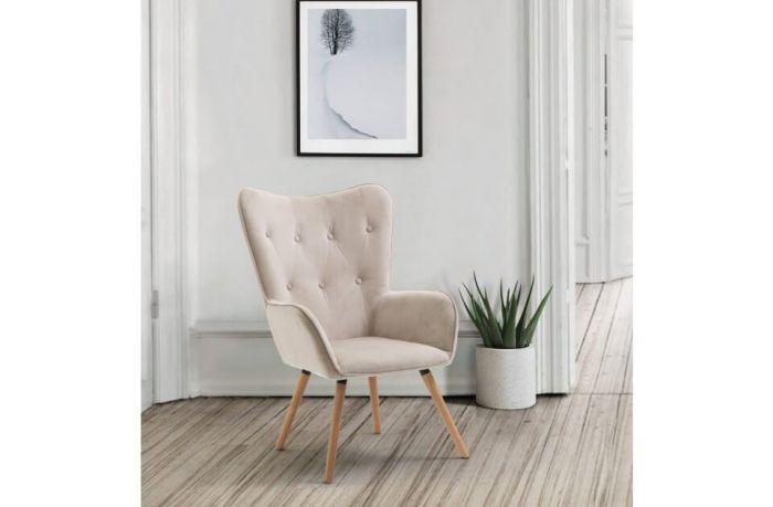 Willow Retro Scandinavian Style Chair