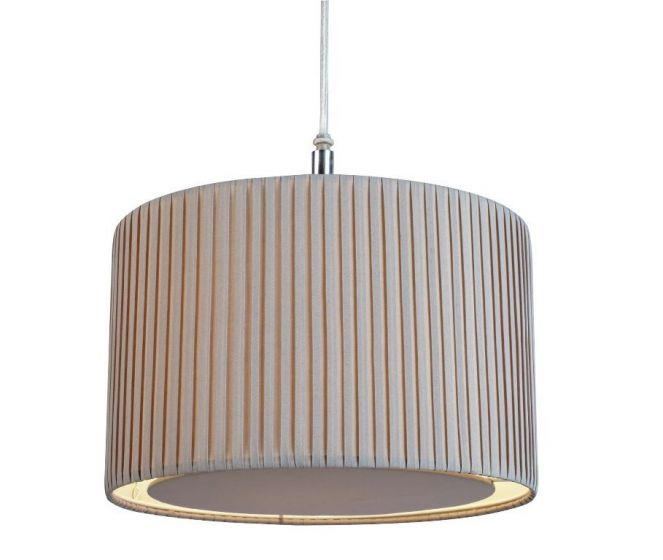Wilson Pleated Pendant