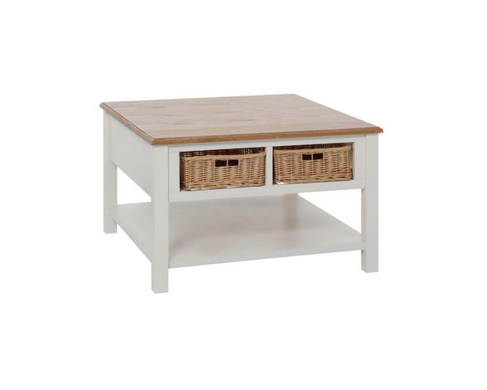 Dorset Two Tone Coffee Table