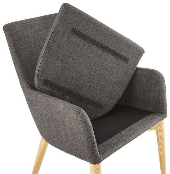 Bosse Scandinavian Armchair