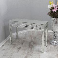 Bethan Bubble Design Console Table