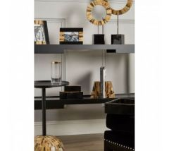 Bova Iron Side Table