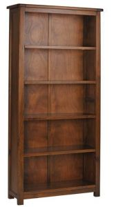 Boston Tall Bookcase - Handcrafted