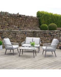 Caglia 4 Piece Seating Set