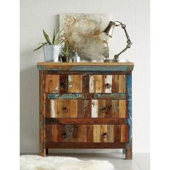 Coastal Beach House 4 Drawer Chest