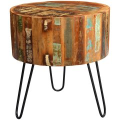 Beach House Coastal Side Table