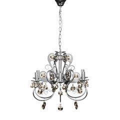 Dana Chandelier Chrome