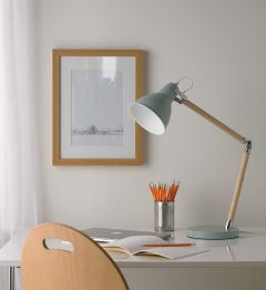 Scandinavian Inspired Table Lamp