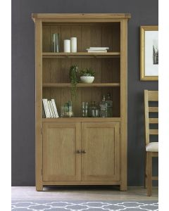 Eden Oak Bookcase