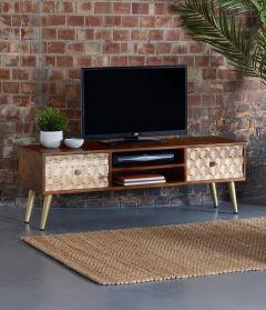Edison 2 Door TV Stand