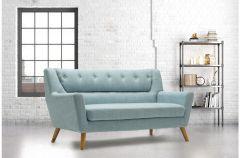Fabric Scandinavian Style Sofa