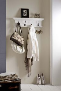 Halifax Four  - Hook Coat Rack