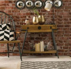 Industrial New Edition Console Table