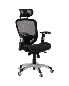 Jansson Fabric Adjustable Ergonomic Office Chair