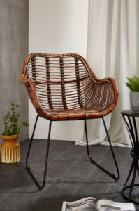 Java Natural Rattan Gita Chair