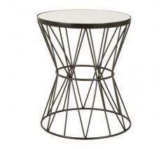 Karolina Corset Base Side Table