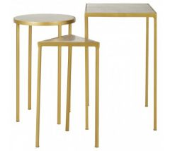 Karolina Set Of 3 Nesting Side Tables