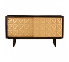 Malta Gold Mango Wood Sideboard