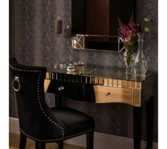 Mirrored Boulevard Console Table