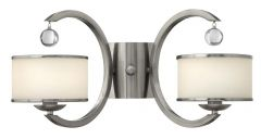 Monaco 2Lt Wall Light