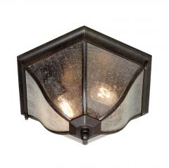 New England Flush Lantern Medium