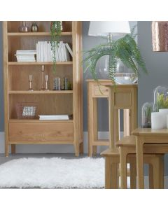 Noah Oak Side Table