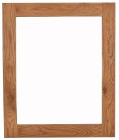 Oakhouse Oak Large Wall Mirror