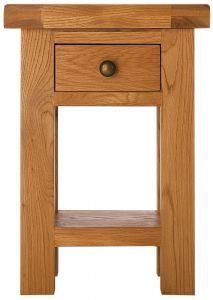 Oakhouse Oak Side Table