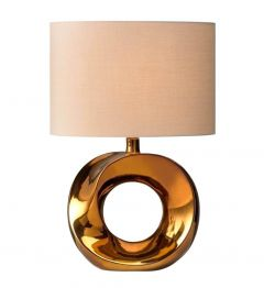 Polo Round Table Lamp