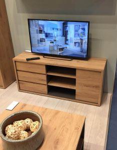 Shetland 1 Door 3 Drawer Tv Unit