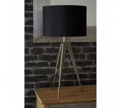 Tripod Principal Feature Table Lamp