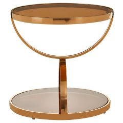 Tusca Round Side Table