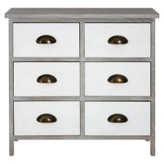 Urban Edition 6 Drawer Chest