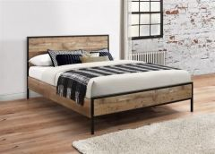 Urban Rustic Bed Frames