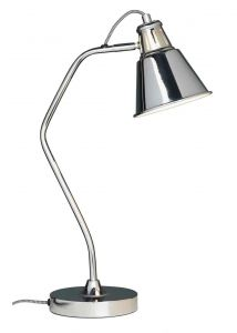 Vale Desk Lamp Chrome