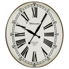 Wellington Wall Clock